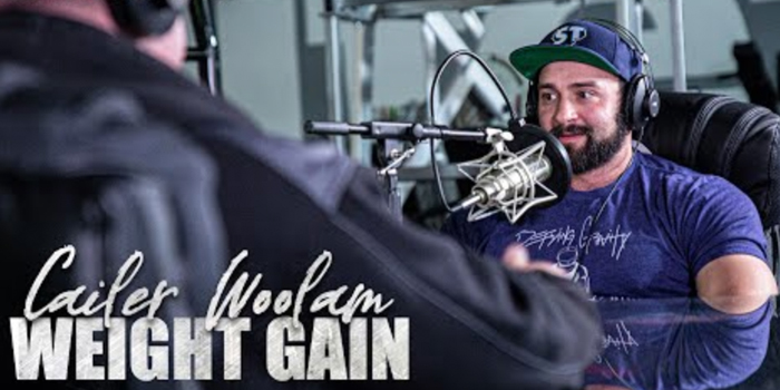 LISTEN: Table Talk Podcast Clip — Cailer Woolam on Gaining Weight and Going for WRs