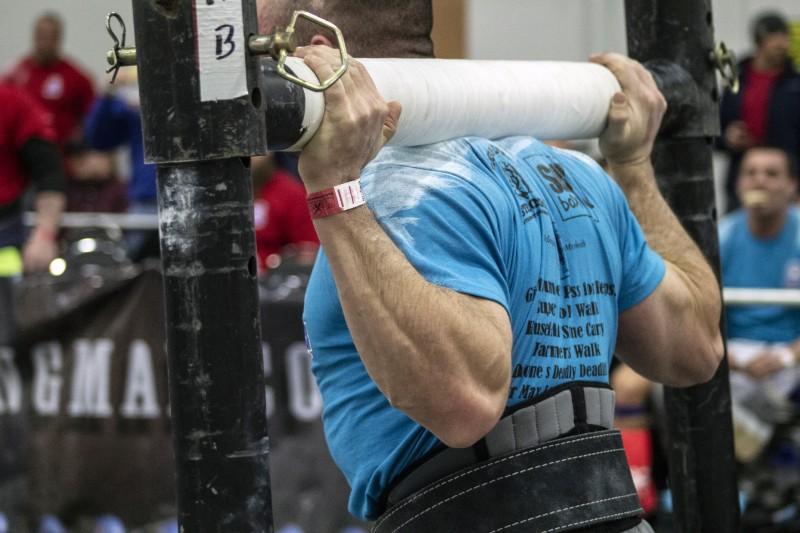 yoke carry strongman