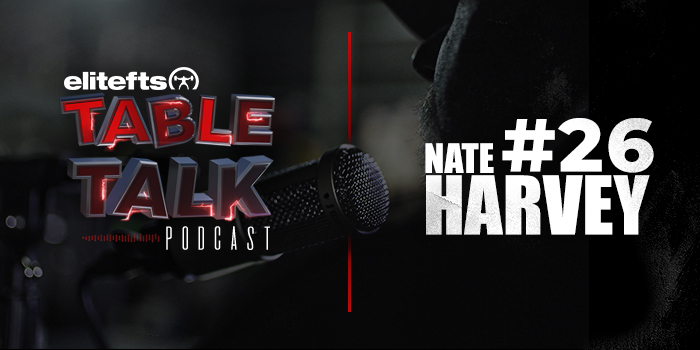 LISTEN: Table Talk Podcast #26 with Nate Harvey