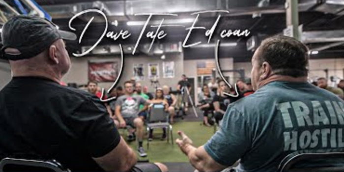 WATCH: Ed Coan and Dave Tate Discuss Weak Point Training