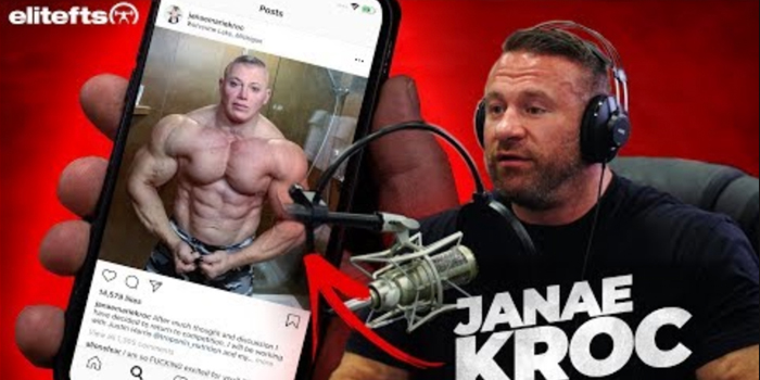 LISTEN: Table Talk Podcast Clip — Justin Harris Talks Hormones and Janae Kroc's Bodybuilding Prep