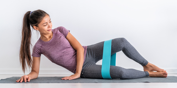 Improve Your Hip Clam