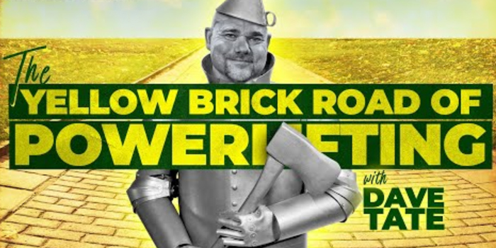 LISTEN: Table Talk Podcast Clip — The Yellow Brick Road of Powerlifting