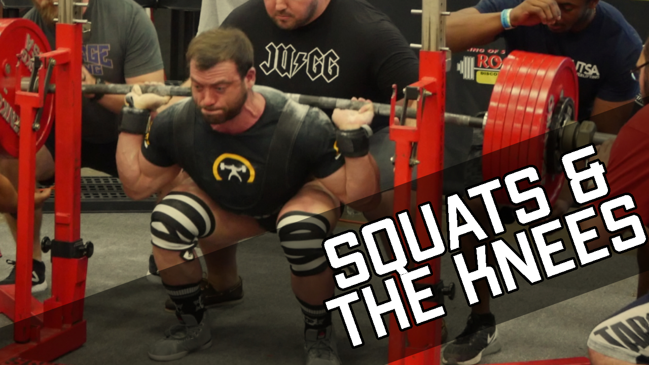 Forward Knee Displacement in the Squat