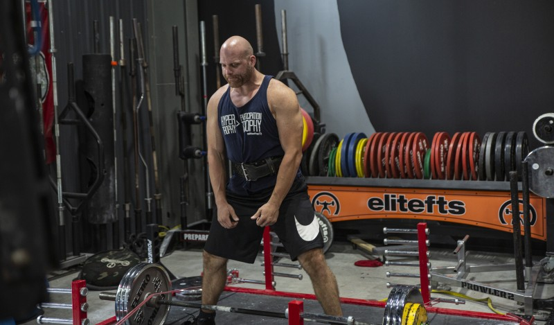 deadlift breathing