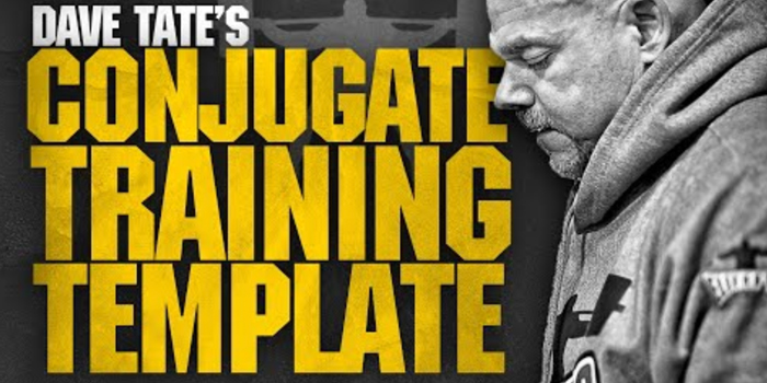 LISTEN: Table Talk Podcast Clip — Dave Tate's Simple and Effective Conjugate Training Guide