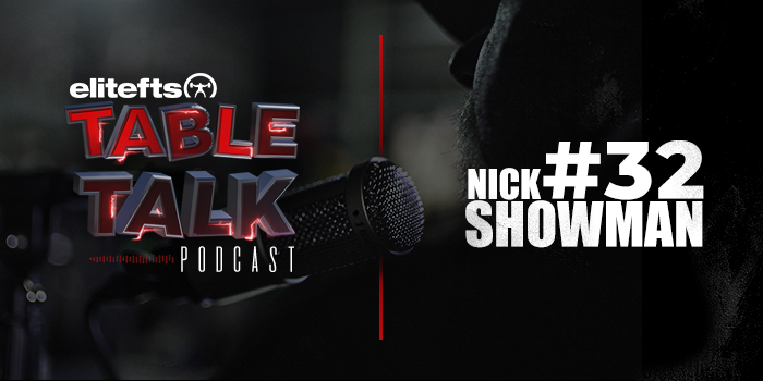 LISTEN: Table Talk Podcast #32 with Nick Showman