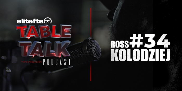 LISTEN: Table Talk Podcast #34 with Ross Kolodziej