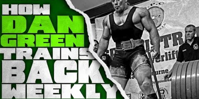 LISTEN: Table Talk Podcast Clip — Dan Green and Andrew Herbert's Weekly Back Workouts
