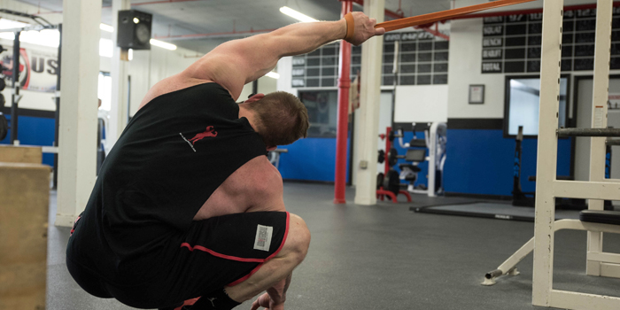 Are Bands a Bad Idea for Rotator Cuff Strengthening?