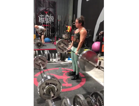 Push N Pull- Also Heavy Barbell Humping