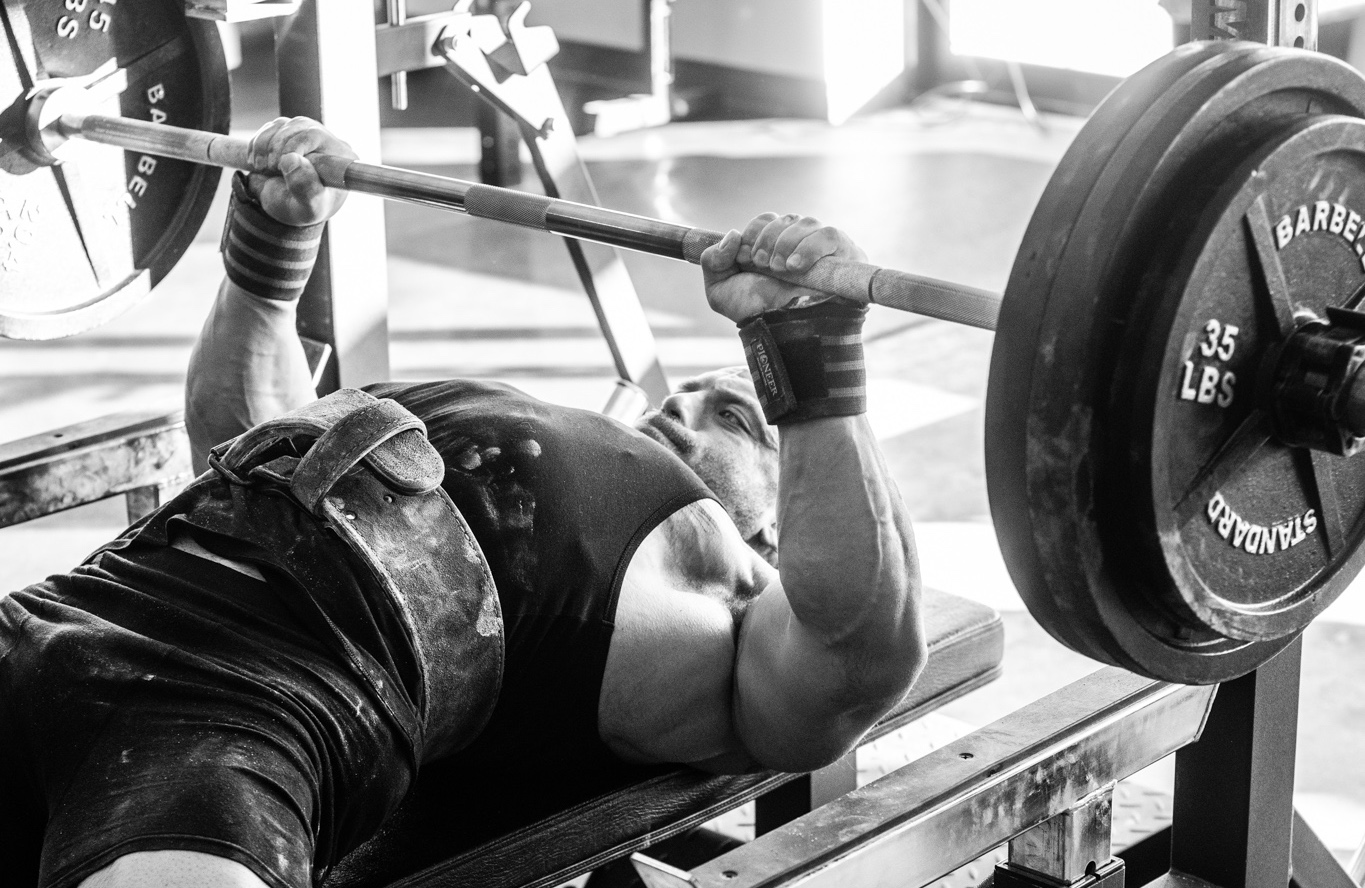 3 Rules for Getting Strong(er)