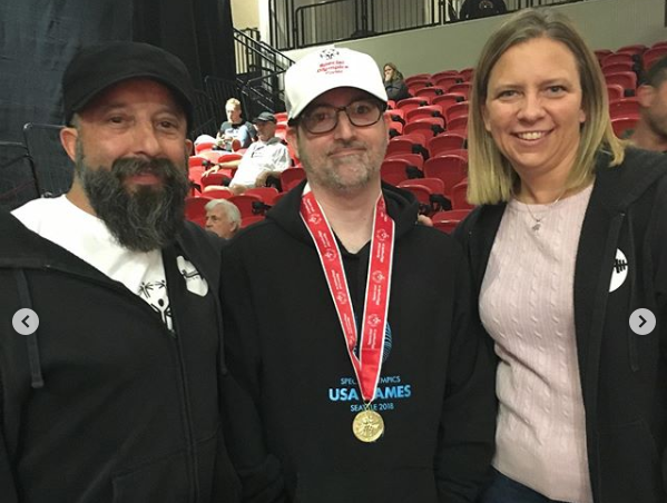 My Special Olympic athlete, CJ Piantieri's, Florida State Games results