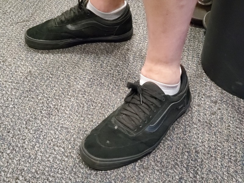 The Worst Powerlifting Shoe Ever