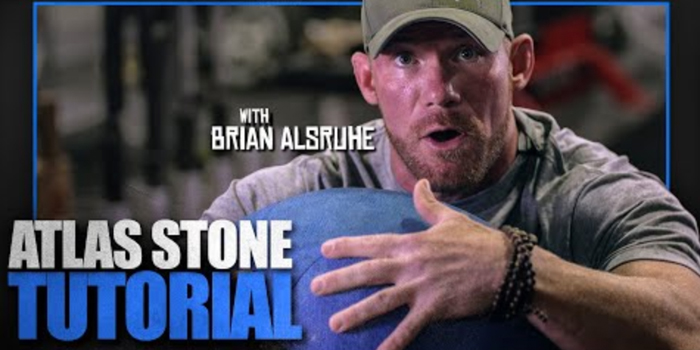 WATCH: Atlas Stone Tutorial with Brian Alsruhe