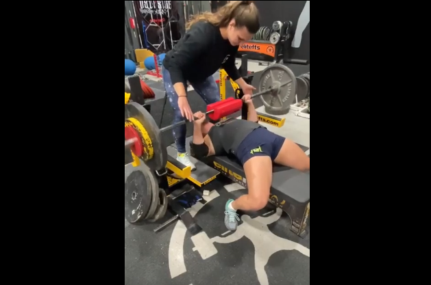 Blowing Our Loads Pt 2- Bench Day