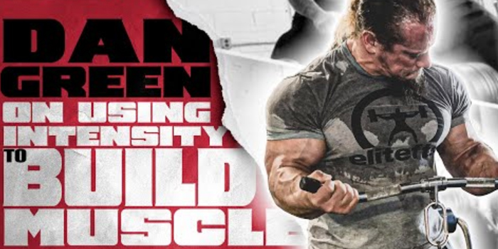 LISTEN: Table Talk Podcast Clip — Dan Green on Using Intensity to Build Muscle