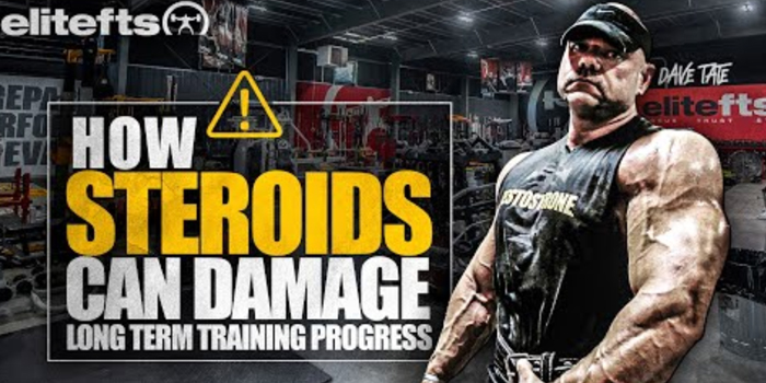 LISTEN: Table Talk Podcast Clip — How Steroids Can Damage Long-Term Training Progress