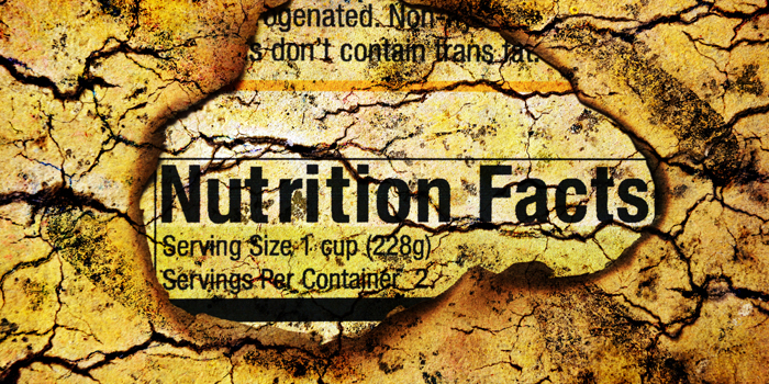 "Nutrition, Supplement, and Drug ""Facts"" Explained"