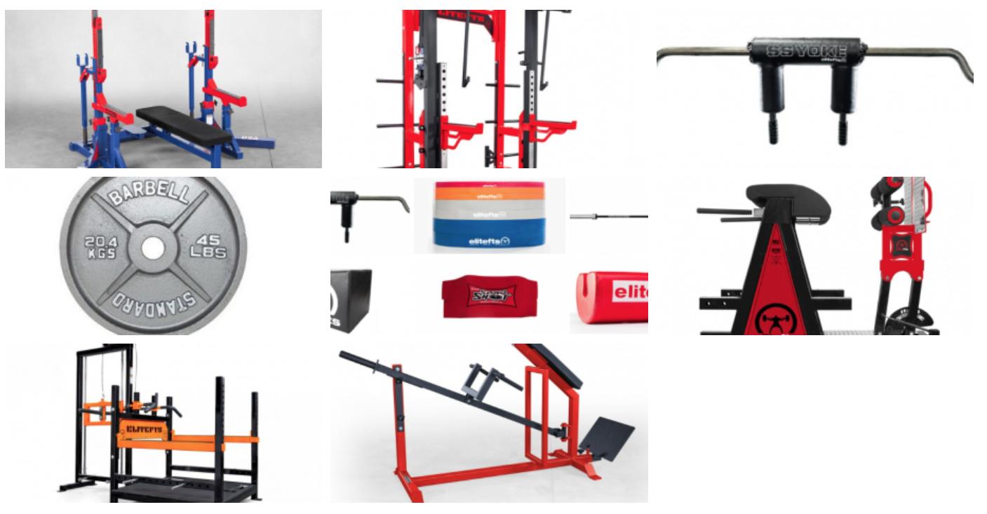 ultimate powerlifting garage gym list gallery