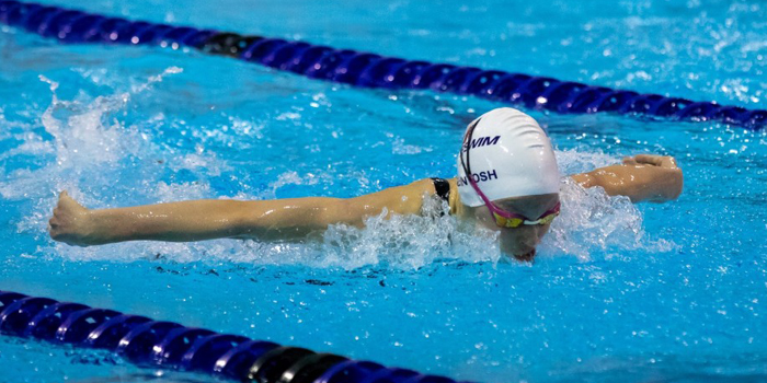 A Strength and Conditioning Program for Youth Swimming