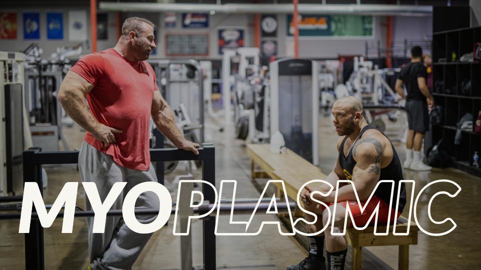 Introducing Myoplasmic & Squatting 405x100