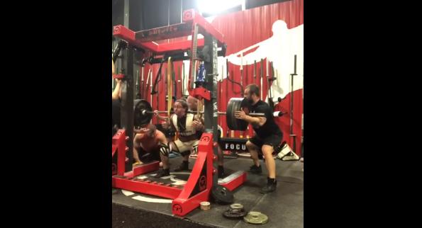Last/Heaviest Squat and Last/Not Heaviest Shirted Bench!