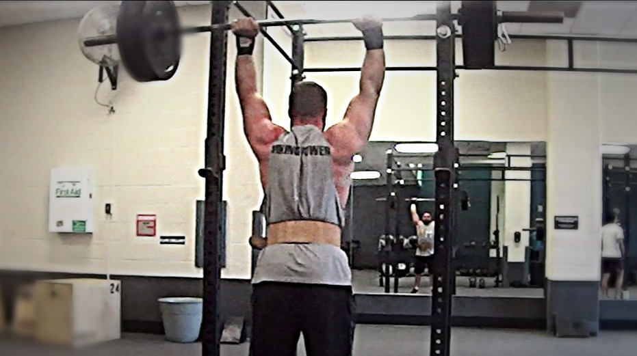 8 Weeks to a Strong(er) Overhead Press