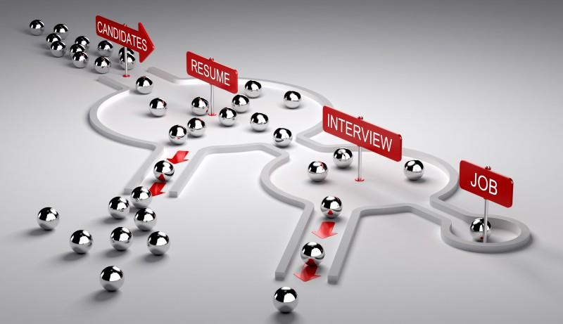 Applicants Recruitment Process