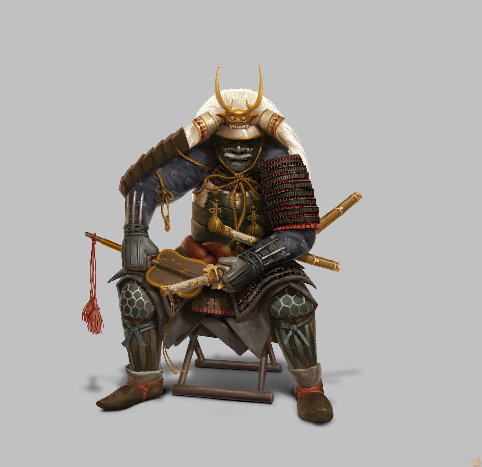 The Way of the Warrior (Bushido)