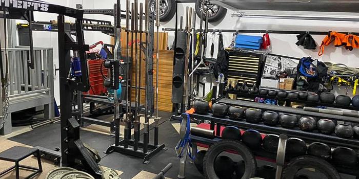 Emergency Home Gym 101
