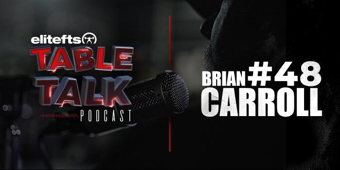 LISTEN: Table Talk Podcast #48 with Brian Carroll