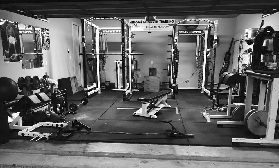 My Garage Gym Wishlist