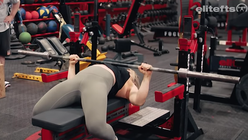 Train Your A** Off: The Bench Press Part 2