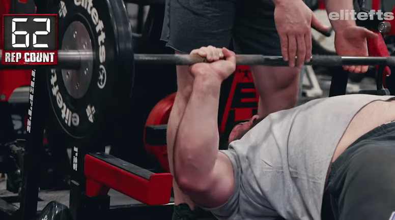 Train Your Ass Off with Dave Tate: The Accending Bench Press