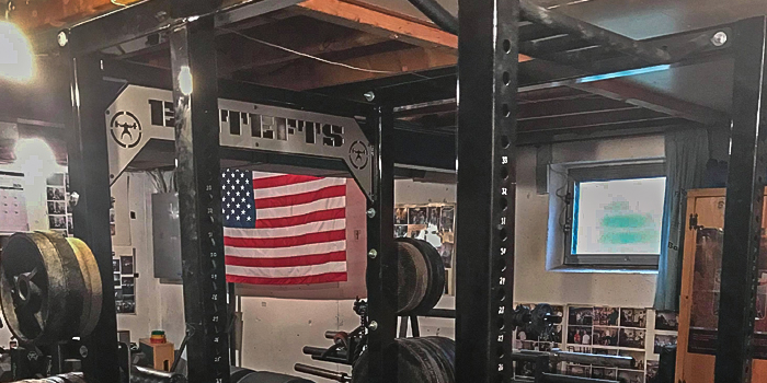 Lee Zimmerman's Home Gym Stays Open!