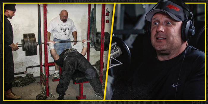 LISTEN: Table Talk Podcast Clip — This One Time, at Westside Barbell…