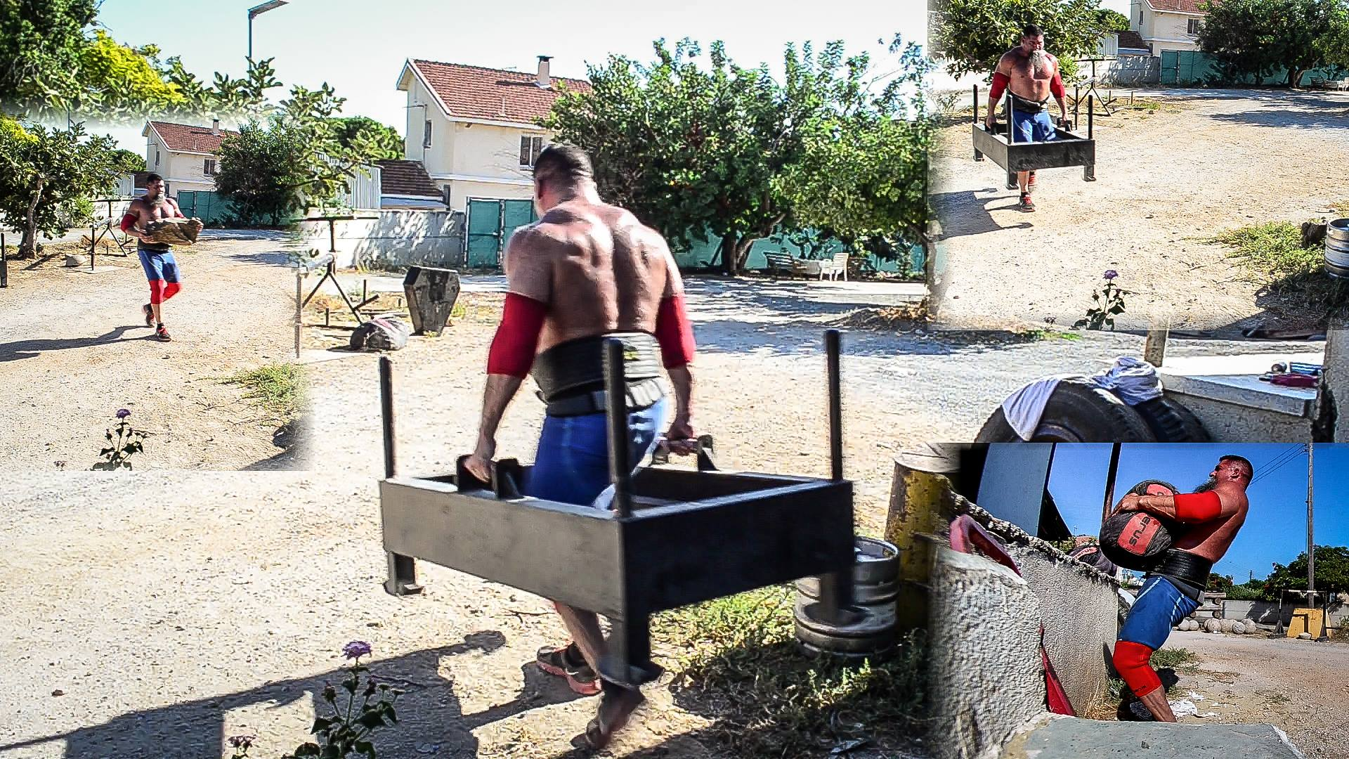 Deadlift Story: Not As Planned