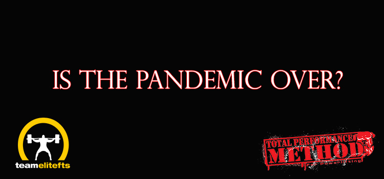 Is the Pandemic Over?