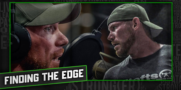 LISTEN: Table Talk Podcast Clip — Brian Alsruhe and Dave Tate Discuss Finding the Edge