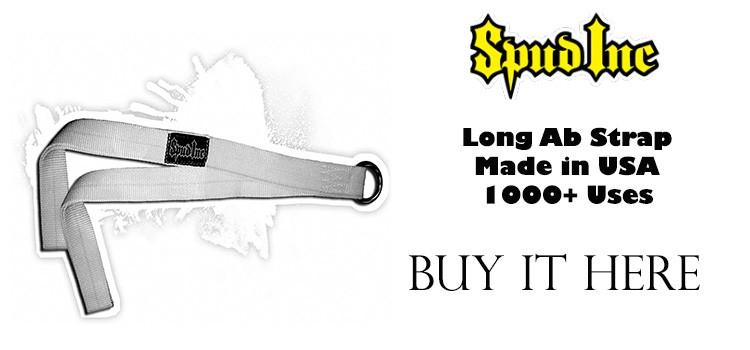 long ab strap