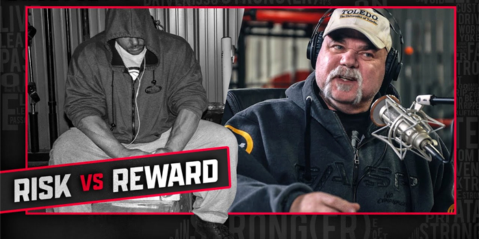 LISTEN: Table Talk Podcast Clip — Dave Tate on the Risks and Rewards of Powerlifting
