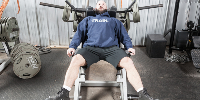 Building Big Legs for the Strength Athlete