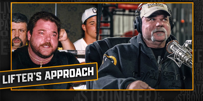 LISTEN: Table Talk Podcast Clip — What's Missing From Younger Lifter's Approach to Training