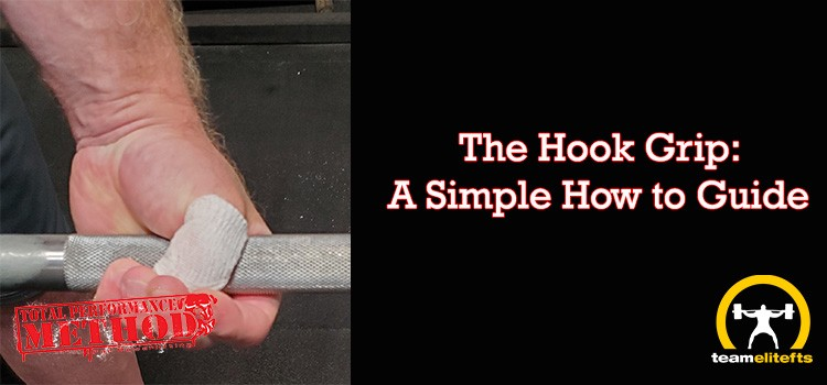 The Hook Grip A Simple How to Guide CJ Murphy