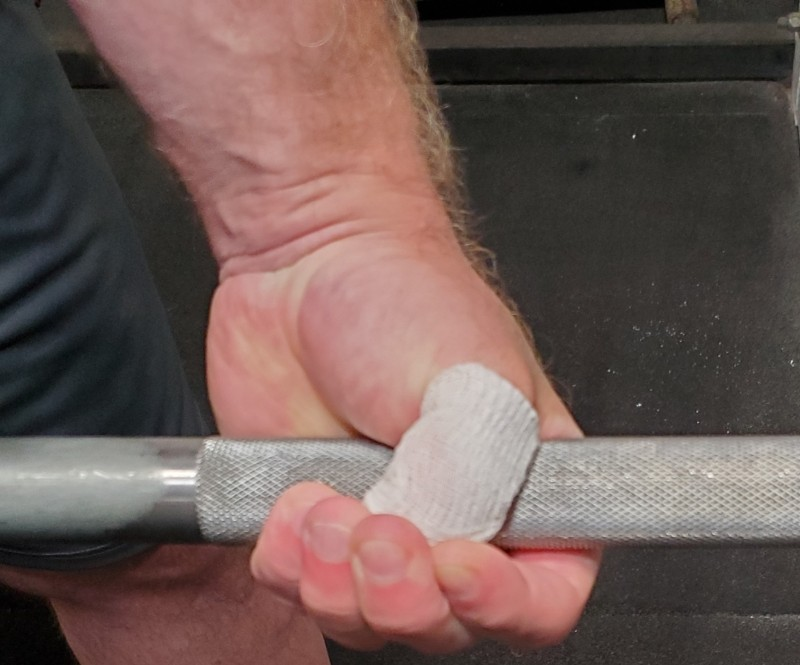 hook grip, simple how to , powerlifting, elitefts, cj murphy