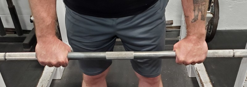 hook grip, simple hot to , powerlifting, elitefts, cj murphy