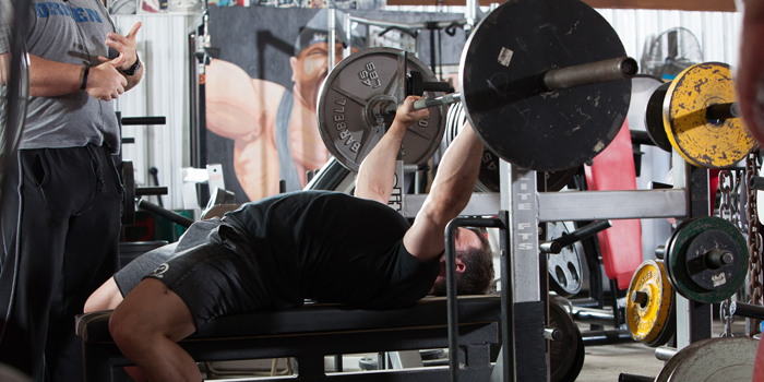 3 Pressing Tips for Long-Armed Lifters