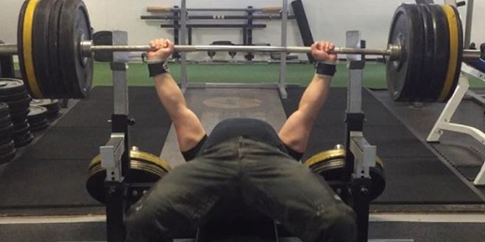 A Fast Way to Get Stronger in the Bench Press!