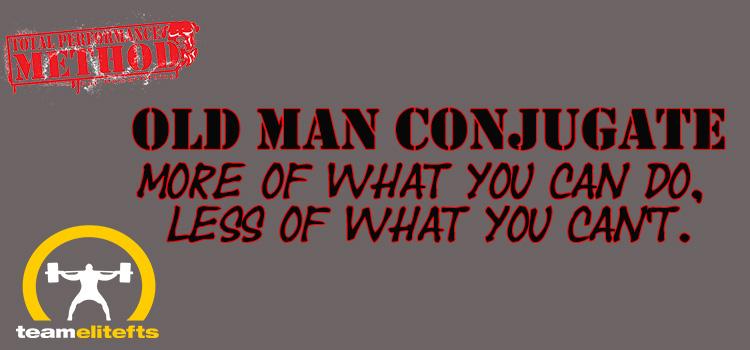 Old Man Conjugate
